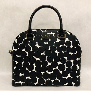 KATE SPADE CARLI LEATHER BAG